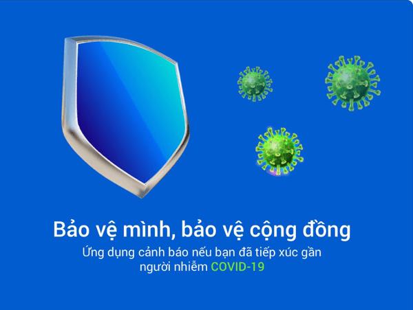 Bluezone là ứng dụng tìm kiếm tiếp xúc và cảnh báo người nhiễm COVID-19