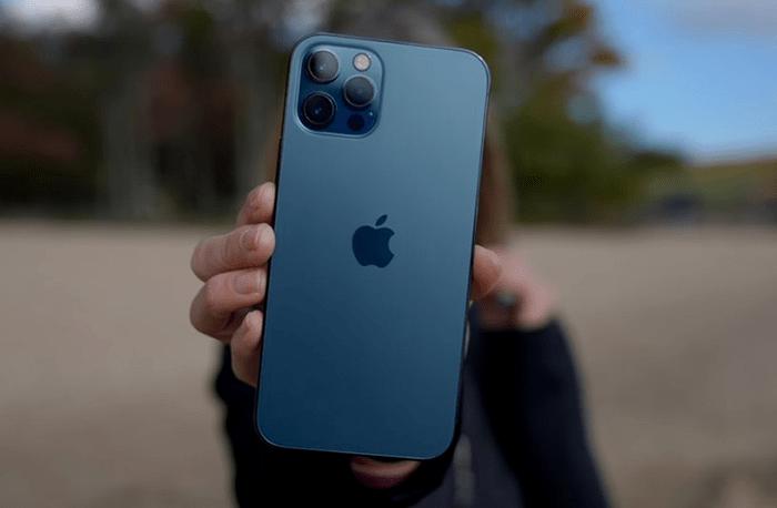 Chế độ ban đêm và Deep Fusion khả dụng trên cả camera trước và sau của iPhone 12 Pro và iPhone 12 Pro Max