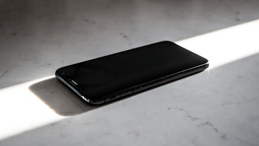 iPhone X bị đen màn hình