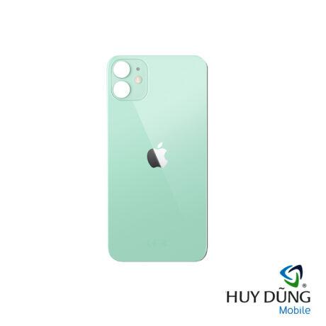 thay kính lưng iphone 12 mini xanh lá