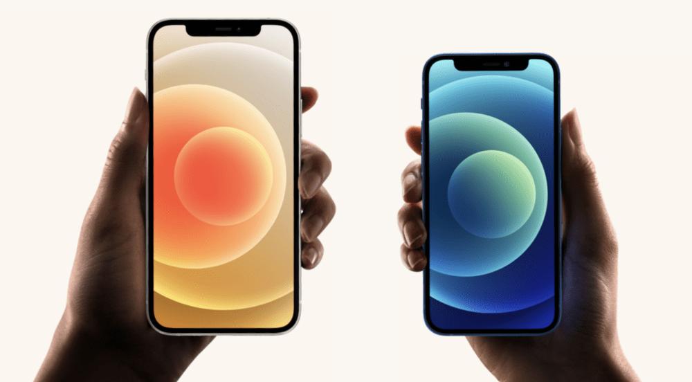 Hướng dẫn tải hình nền iPhone 12 về iPhone 11 Pro Max, iPhone 8, 8+