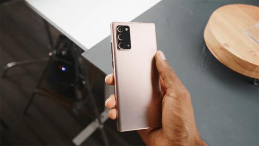 Bí quyết trở thành nhiếp ảnh gia với chiếc flagship Galaxy Note 20