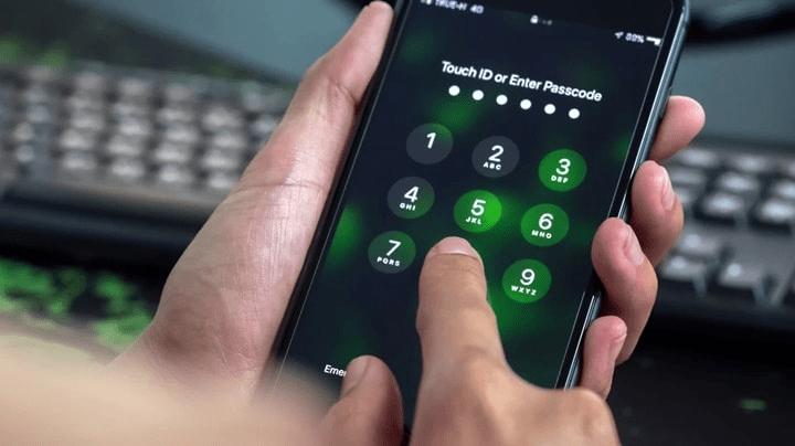 Hướng dẫn cách xóa mật khẩu iPhone 8 trong 1 nốt nhạc