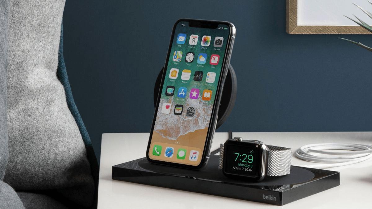 Giữ nhiệt độ điện thoại iPhone X ở nhiệt độ phòng