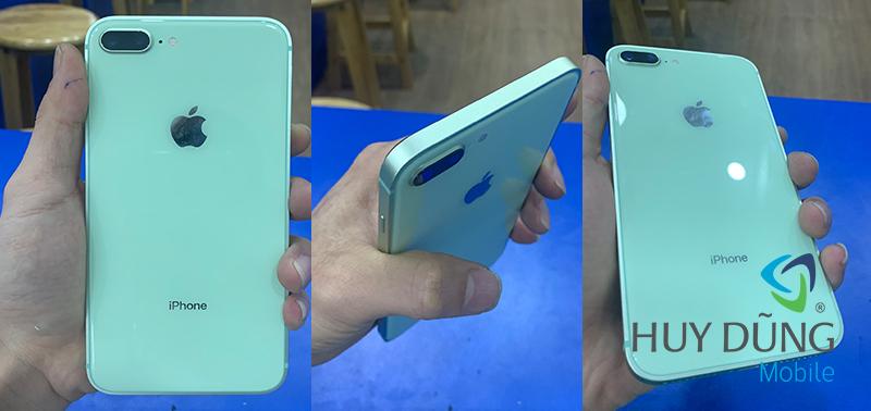 Độ vỏ iPhone 8 Plus lên iPhone 12