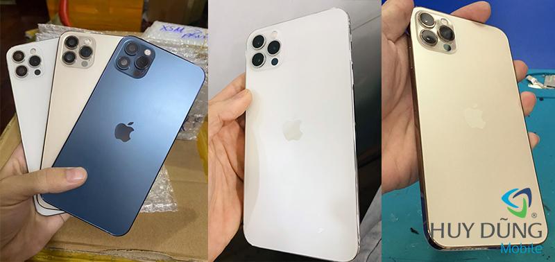 Độ vỏ iPhone 12