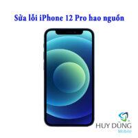 Sửa hao nguồn iPhone 12 Pro