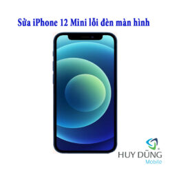 Sửa iPhone 12 Mini mất đèn màn hình