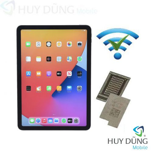 Thay ic wifi iPad Air 4