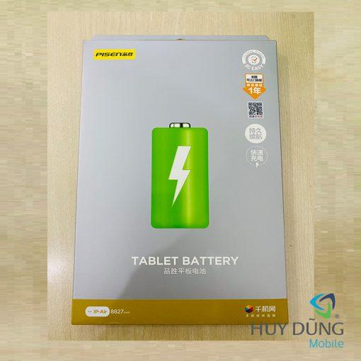 Thay pin iPad chính hãng Pisen
