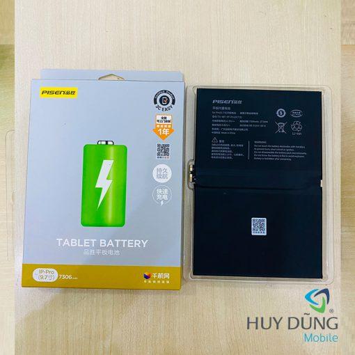 Thay pin iPad Pro 9.7 chính hãng Pisen