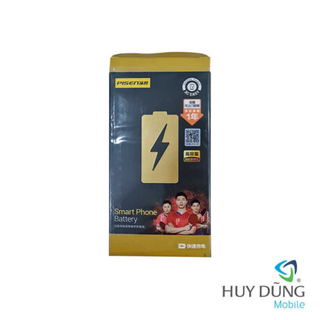 thay pin iphone 12 dung lượng cao pisen