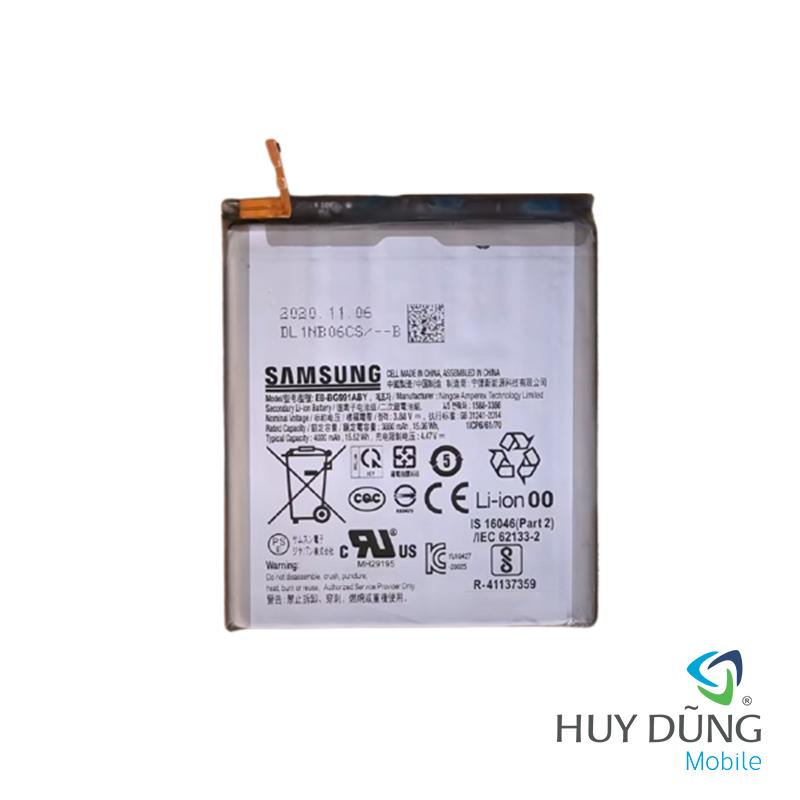 Thay pin Samsung S21 Ultra 5G