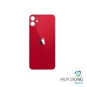 thay Kính Lưng Vỏ Độ iPhone Xr lên 12 đỏ