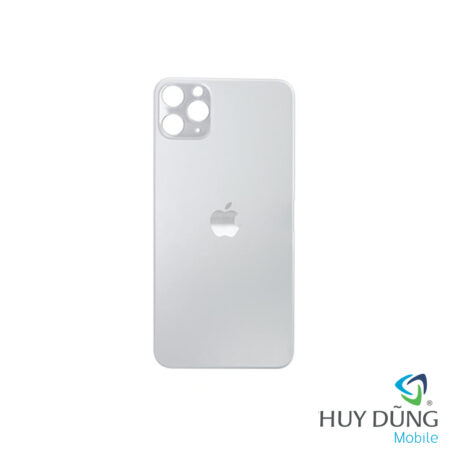 Thay Kính Lưng Vỏ Độ iPhone Xs Max lên 12 Pro Max trắng