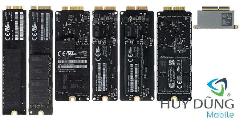 Thay ổ cứng SSD Pcie Macbook tại Huy Dũng Mobile