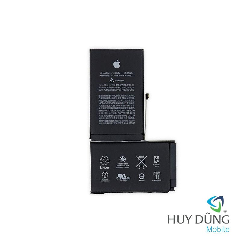 Thay Pin iPhone X EUtev