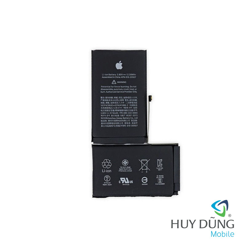 Thay Pin iPhone Xs Max EUtev