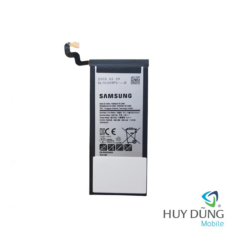 Thay pin Samsung S6 Edge Plus